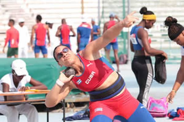 Cubana Yaniubis López queda octava en Mundial de Londres