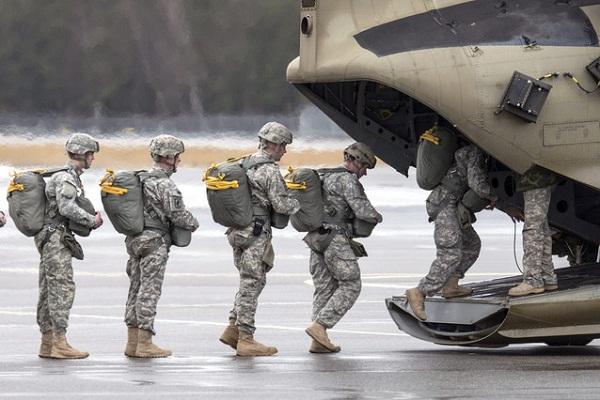 EE.UU. incrementará sus efectivos militares en Alemania