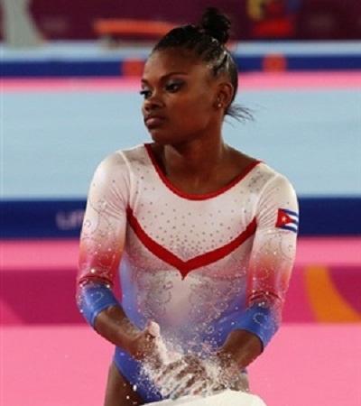 Cubana Yesenia Ferrera da un salto de plata panamericana