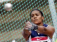 Cuarto lugar para Yipsi Moreno y Alexis Copello en Mundial de Atletismo