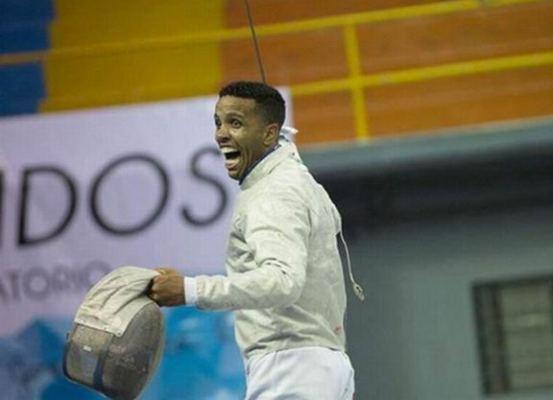 Esgrimista cubano Iriarte asistirá a Grand Prix de Moscú
