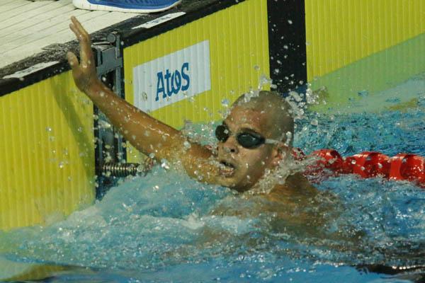 Cuba compite hoy en Atletismo y Natación de las paralímpiadas
