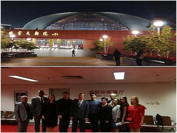 Exitoso debut en China de la compañía cubana Acosta Danza