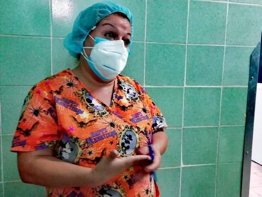Historias en Zona Roja de la enfermera Yurisán Álvarez Viamontes