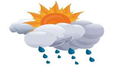 Pronostican en Cuba tarde cálida y aisladas lluvias